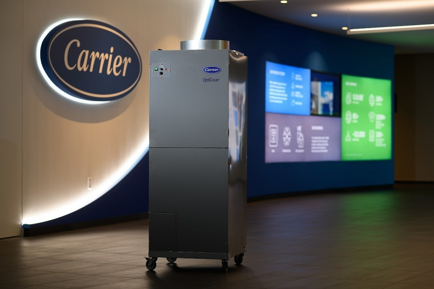 time names opticlean by carrier a best invention of 2020