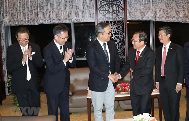 japan pledges to support major transport projects in binh duong