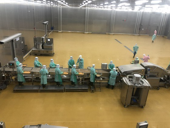 massive chicken processing plant targets 100 million usd revenue by 2023
