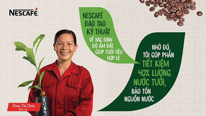nestle vietnams programmes supporting sustainable actions