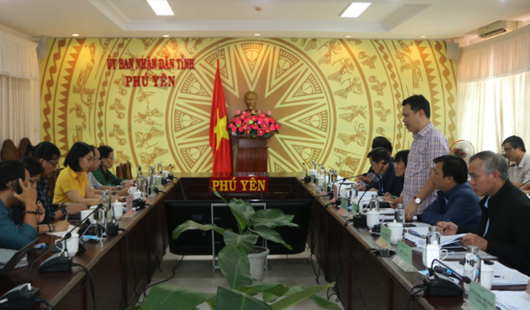 phu yen vows to implement integrated resiliency development project on schedule
