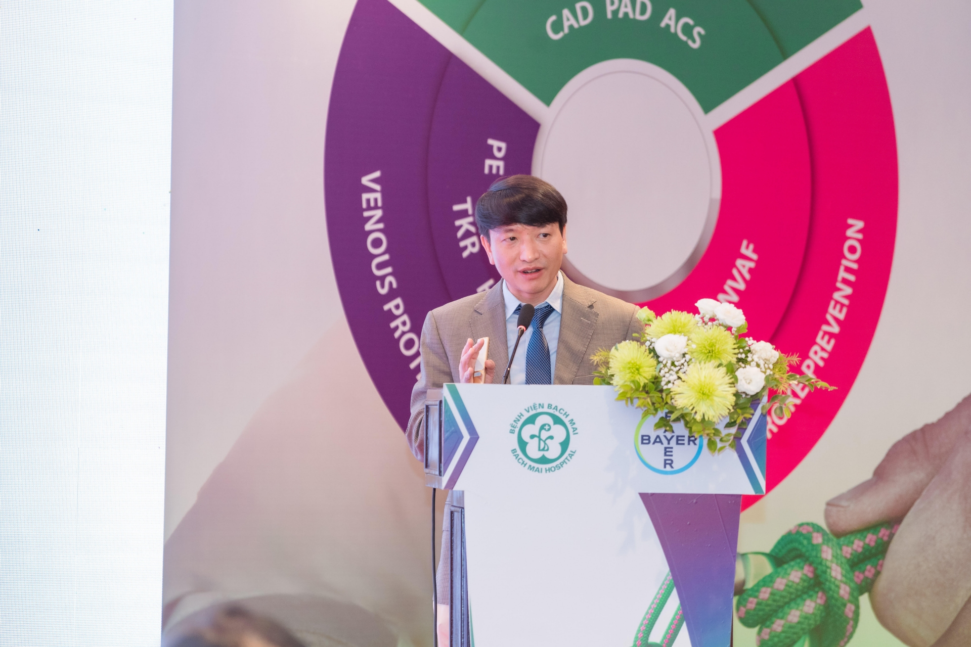 bayer vietnam leads advances in management of peripheral artery disease