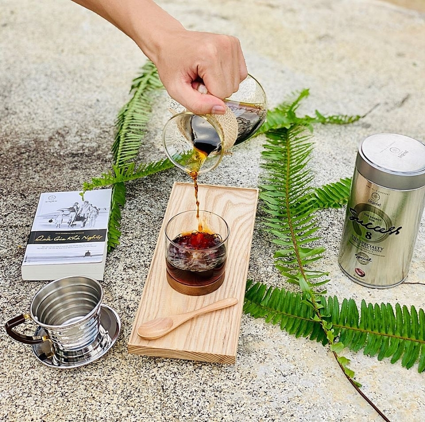 trung nguyen legends journey to bring vietnamese coffee to the world