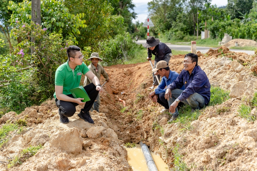 sustainable development in central vietnam a priority for carlsberg vietnam