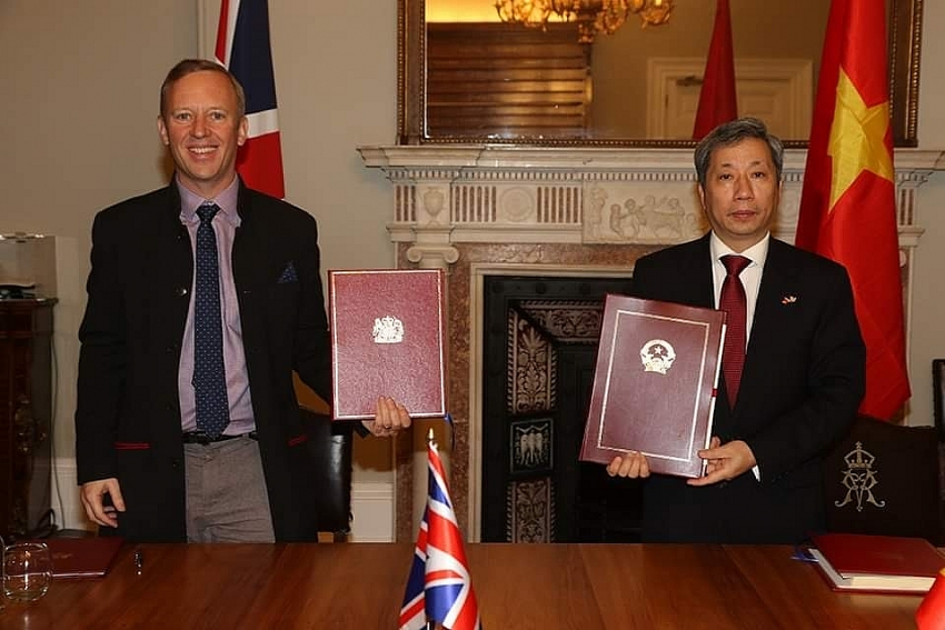 ukvfta boost vietnam and uk bilateral trade