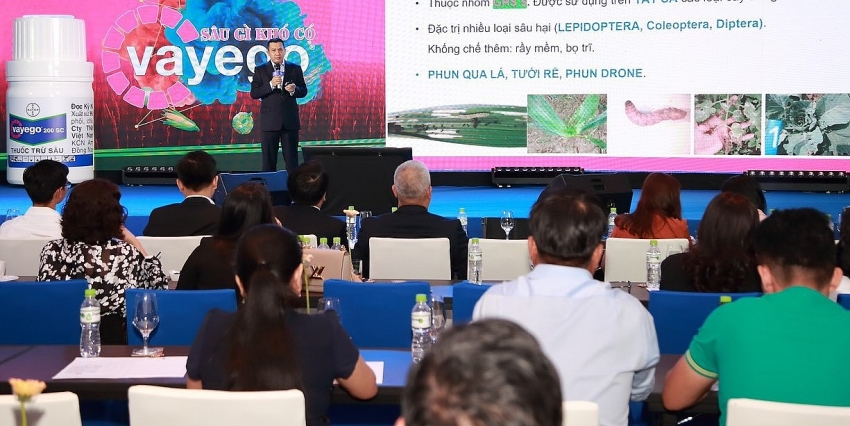 bayer launches innovative solution to control pests and protect farmers incomes