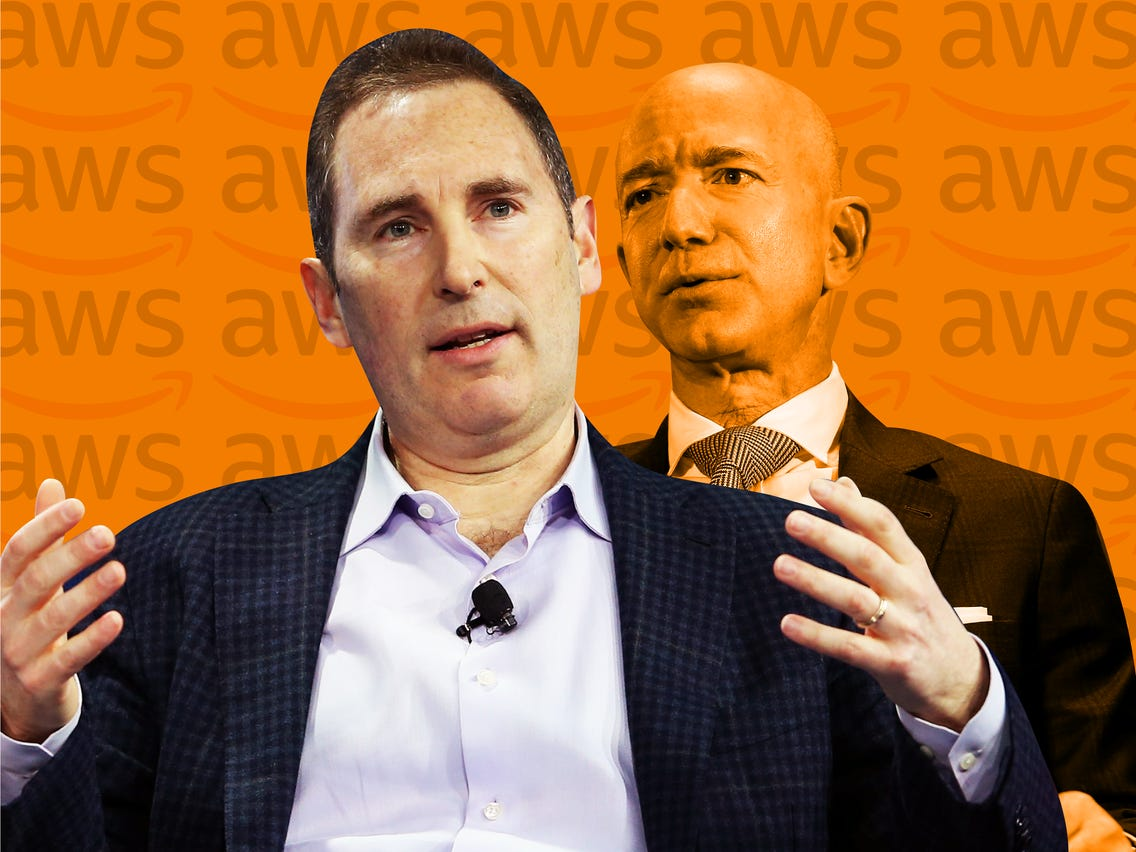 Meet Andy Jassy: Amazon's next CEO grew AWS to a $40 billion business