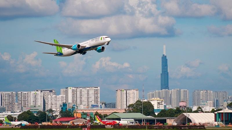 bamboo airways stays among few profitable airlines in the world in 2020