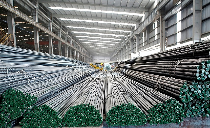 vietnams export turnover of steel soars in 2020