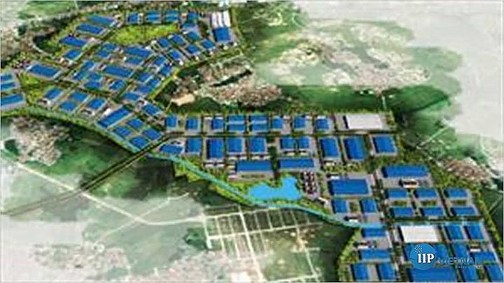 pm approves infrastructure building at viet han ip