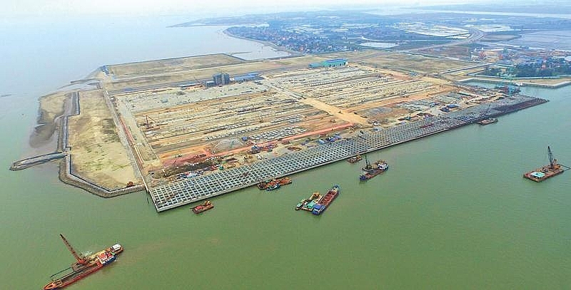 first domestic private player hateco group joins deep seaport market