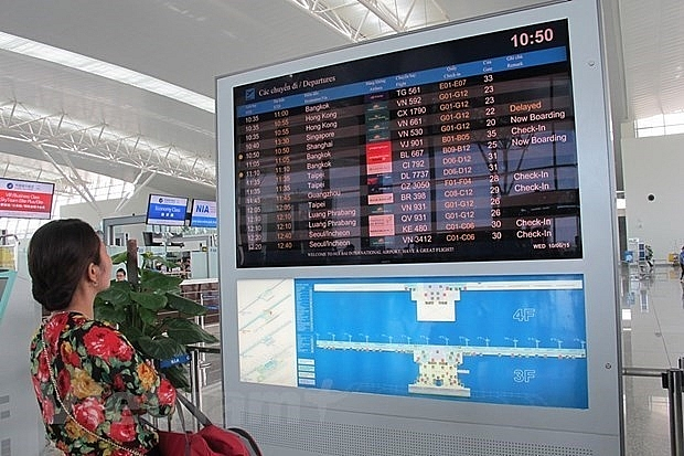 vietnamese airlines on time performance hits 954 percent