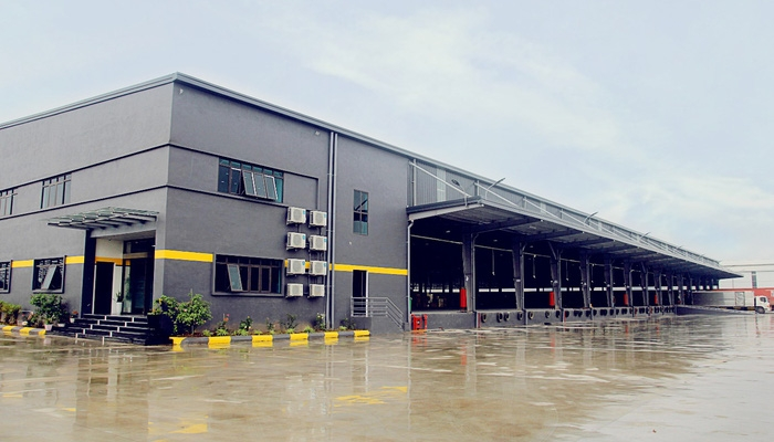 nhat tin logistics launches its 20000 square meter sorting and classifying center