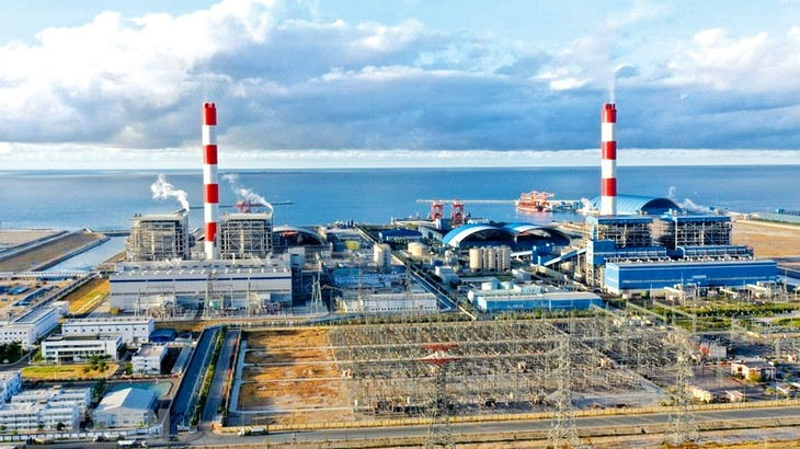 mitsubishi withdraws from vinh tan 3 thermal power plant