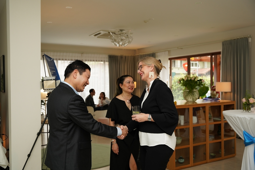 swedish green residence powering forward a more sustainable vietnam