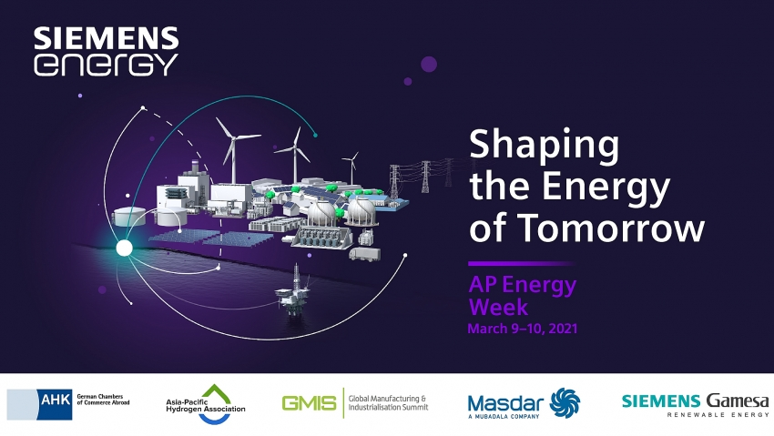 world class lineup at first ever siemens energy asia pacific energy week