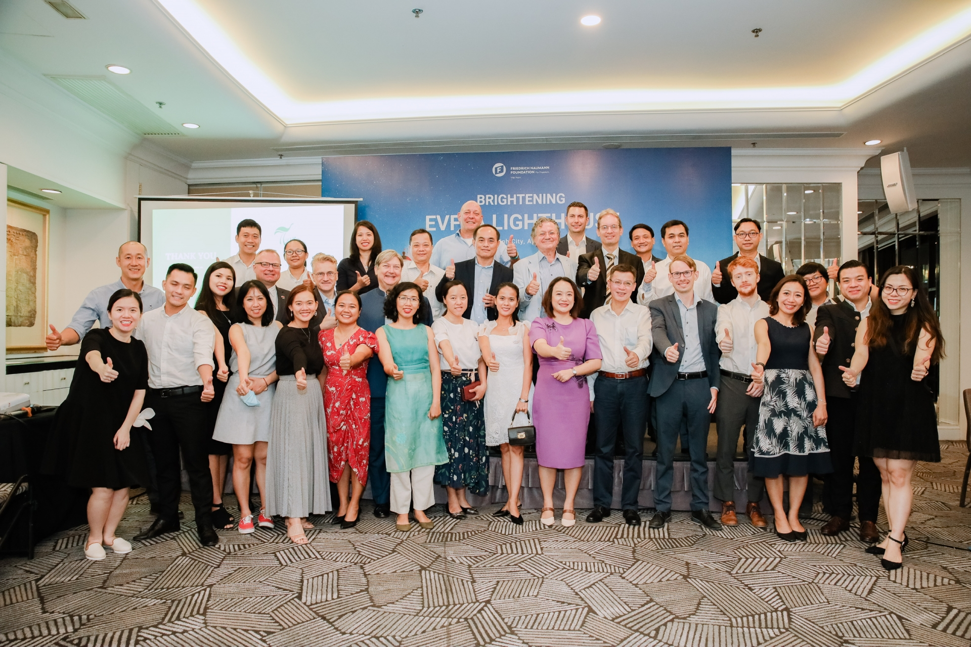 fnf lighthouse project connects four vietnamese exporters with europe