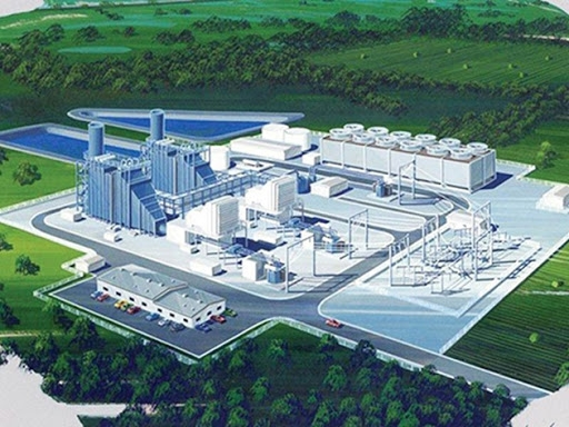 adding lng import terminal for ca na lng power complex