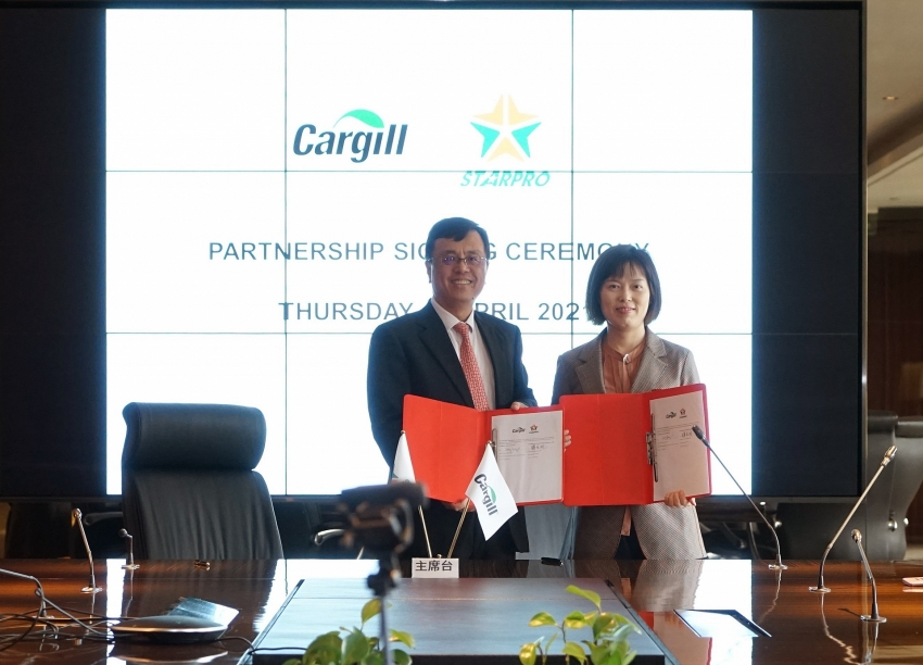 cargill swells tapioca starch footprint in asia