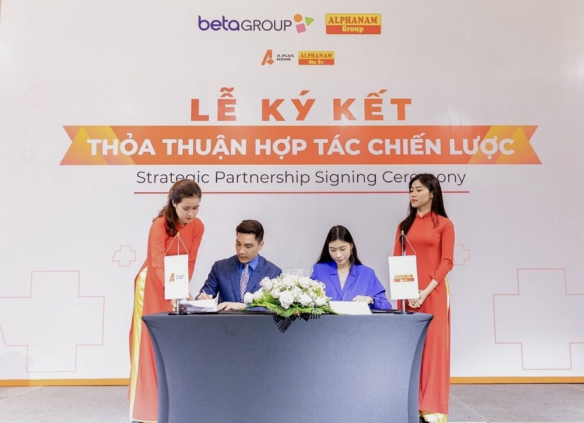 beta group and alphanam group sign strategic cooperation deal