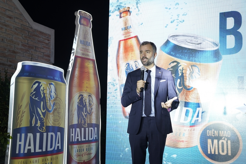 carlsberg vietnam launches comprehensive revamp of halida to better beer experience