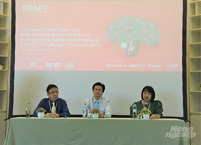 graft challenge vietnam 2021 launched to scale up agritech firms