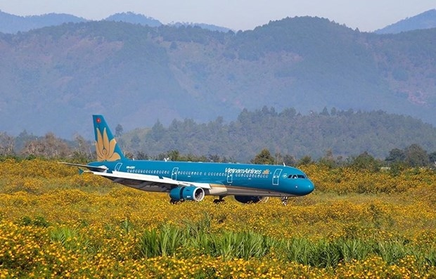 vietnam airlines to open six new routes in peak season