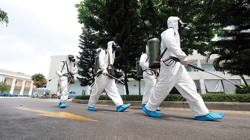 1544 p6 localities step up in pandemic battle