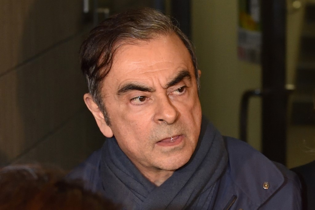 ghosn must repay nissan mitsubishi 5 mn euros in wages court