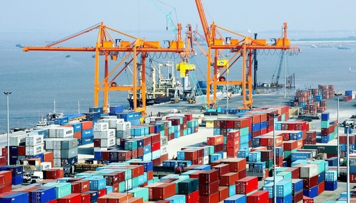 strong growth in exports in first five months