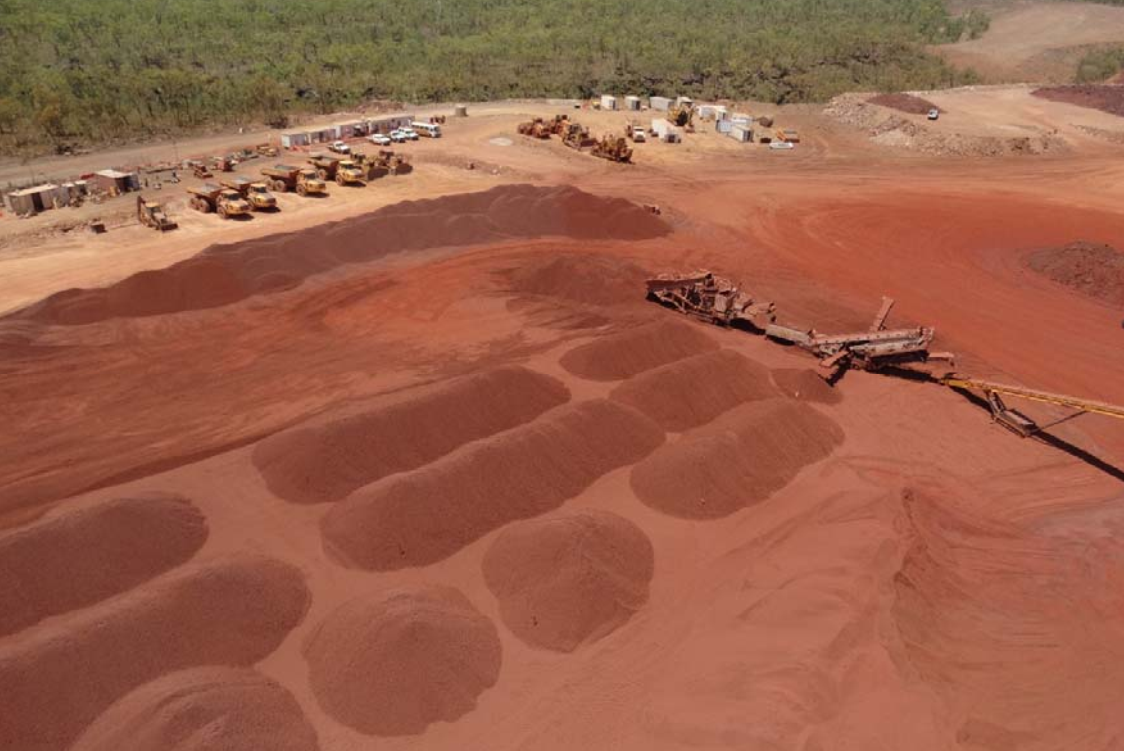 hoa phat group completes acquisition of australias roper valley iron ore mine